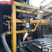 rotary kiln burner for cement plant